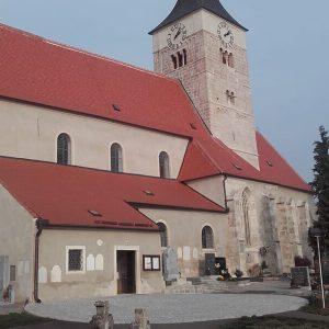 Kirche in Pulkau © Bestattung Rücker